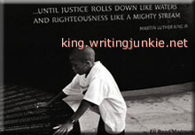 click for mlk tribute page